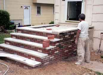 Brick Work Contractor Bronx
