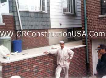 Brick Work Contractor Manhattan