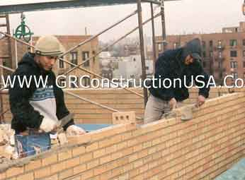 Brick Work Contractor New York City