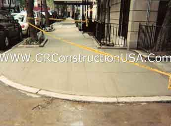 Concrete And Sidewalk Contractor Bronx