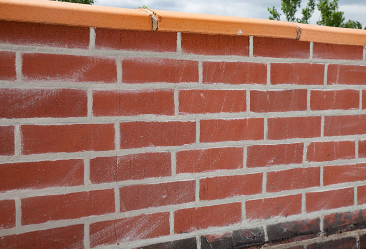 Commercial Brick Poining