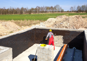 Foundation Walls Waterproofing