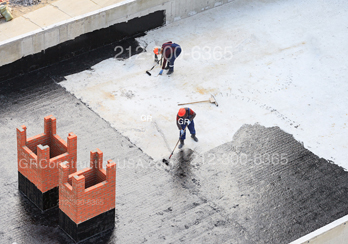 Roof Deck Waterproofing