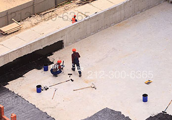 Roof Garden Waterproofing