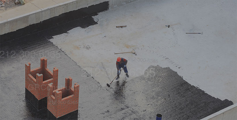 Cinder Block Waterproofing