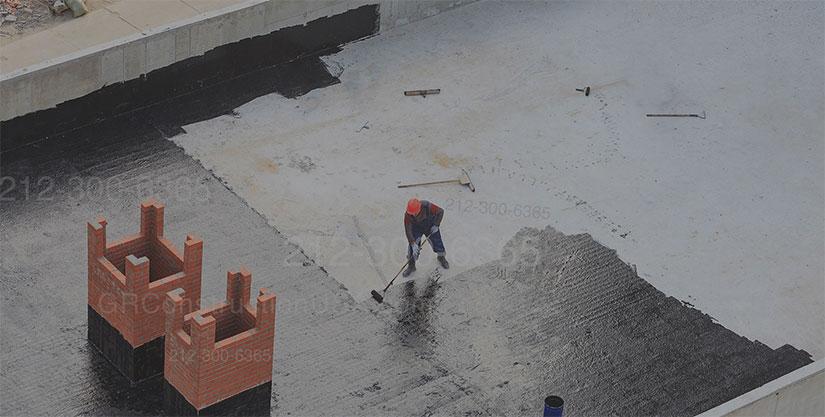 Foundation Walls Waterproofing